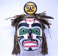 Full Moon Dancing Mask