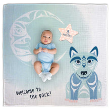 Load image into Gallery viewer, Baby Blanket and Milestone Sets by Simone Diamond