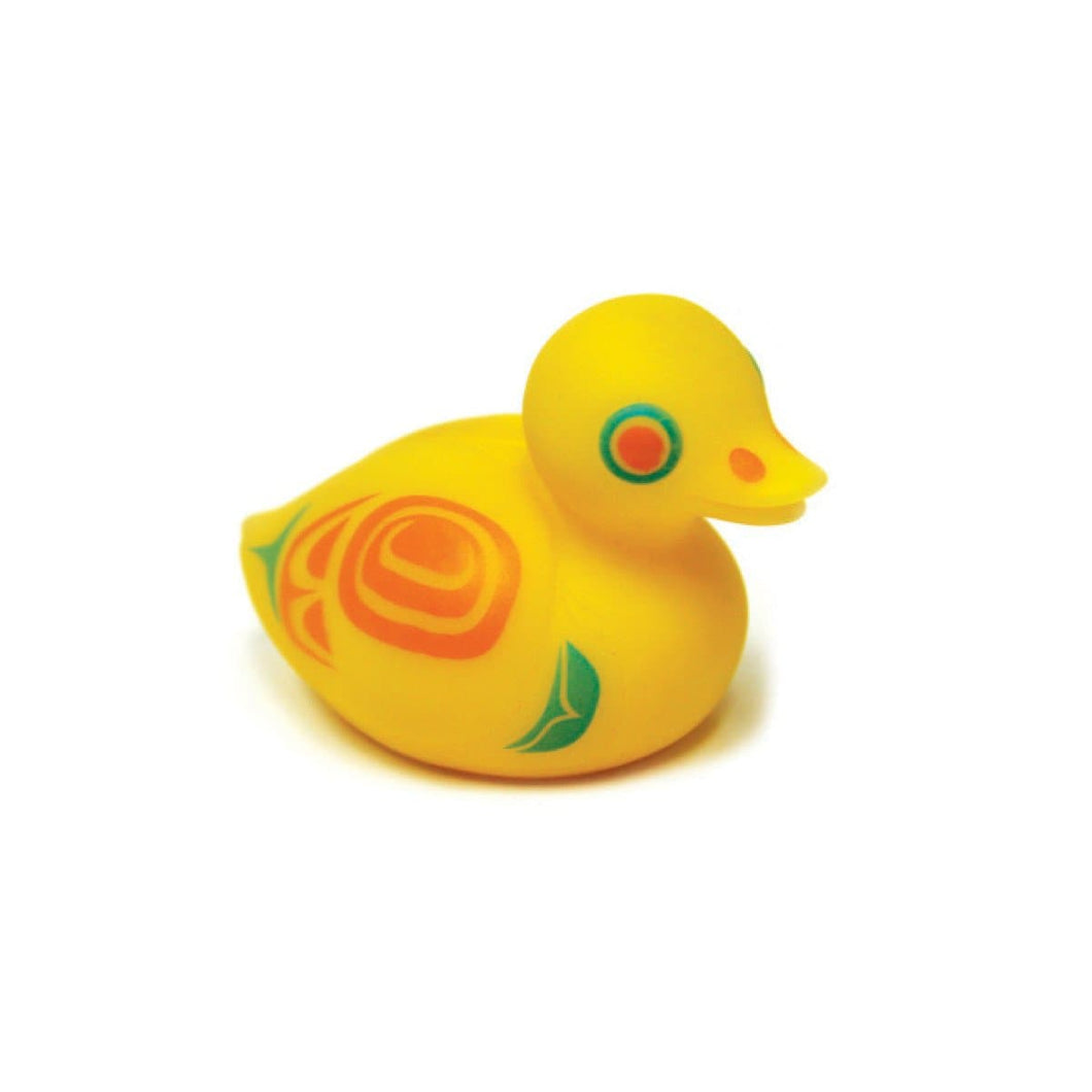 Bath Toy - Duck by Beau Dick