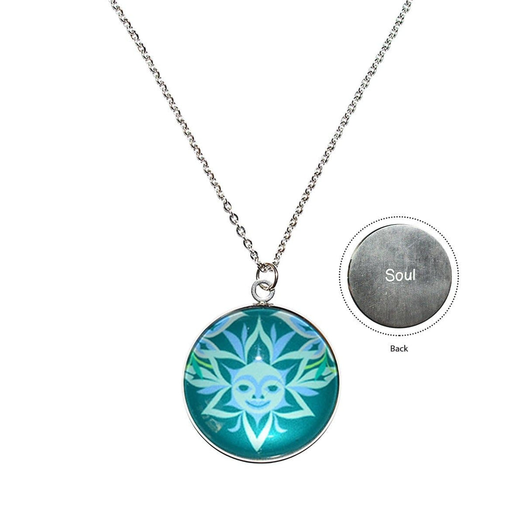 Soul Blossom Charm Necklace by Simone Diamond