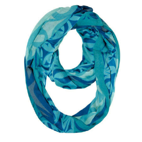 Circle Scarf - Eco Spirit by Dylan Thomas