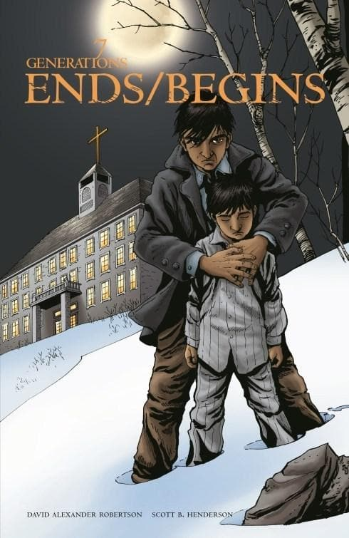 Ends / Begins - Graphic Novel - Book 3
