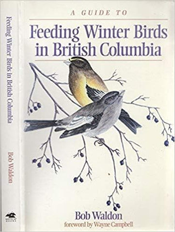 A Guide to Feeding Winter Birds in British Columbia