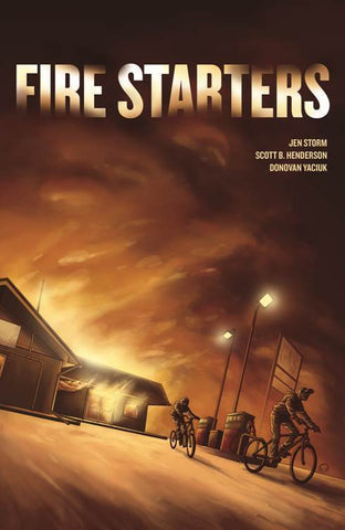 Fire Starters - Graphic Novel