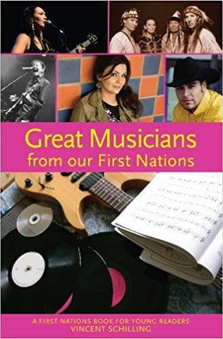 Great Musicians from our First Nations