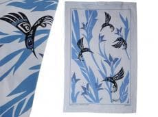 Bill Helin Hummingbird Tea Towel