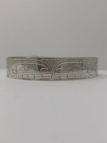 Bangle 1/2 Eagle / Whale - VAL
