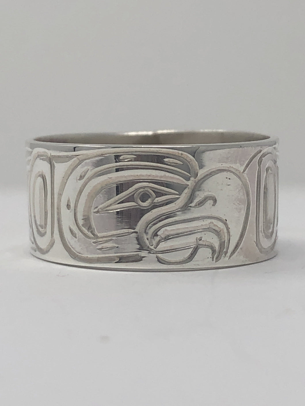 "3/8"" Eagle Ring - Size 9 By Billy Cook"