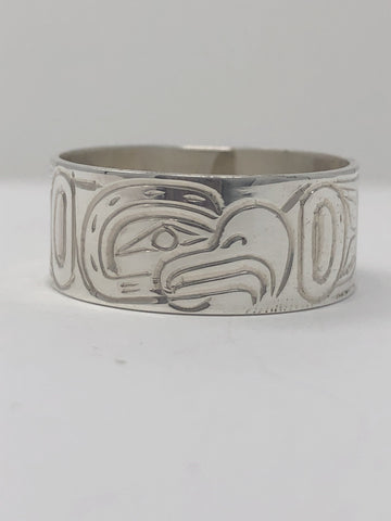 "3/8"" Eagle Ring - Size 12 By Billy Cook"