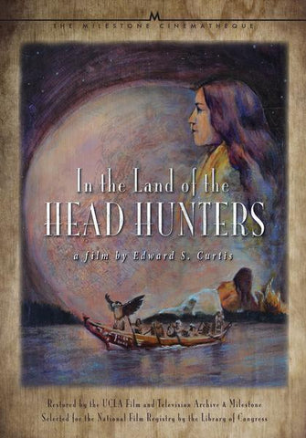 In the Land of the Head Hunters (Blue-ray)