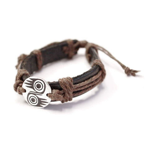 Leather Bracelet - Together by Corey Bulpitt