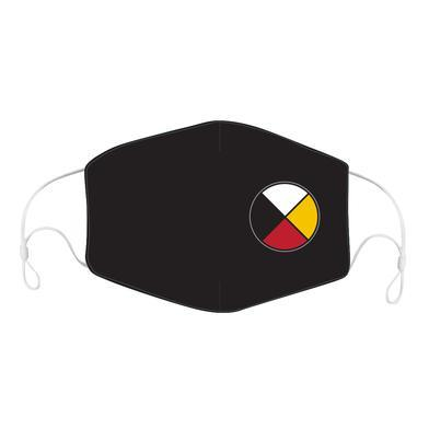 Medicine Wheel Reusable Face Mask