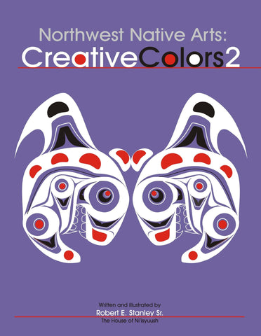 Northwest Native Arts Creative Colours 2