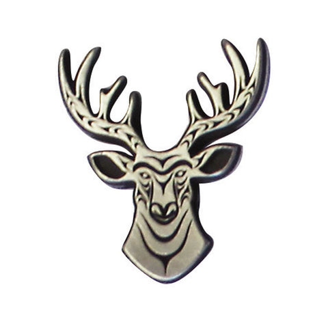 Pewter Magnet - Deer by Simone Diamond