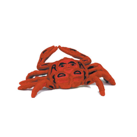 Plush - Cleo the Crab by Corey Bulpitt