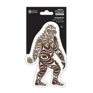 Premium Decal - Sasquatch by Francis Horne Sr.