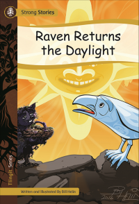 Book - Raven Returns the Daylight