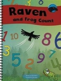 Raven Series: Raven and Frog Count (Big Book)