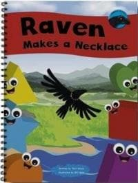 Raven Series: Raven Makes a Necklace (Big Book)
