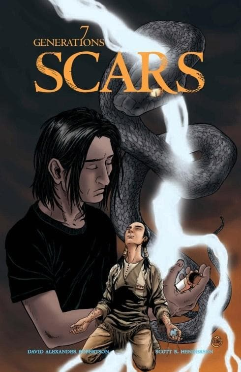 Scars - Graphic Novel Book 02