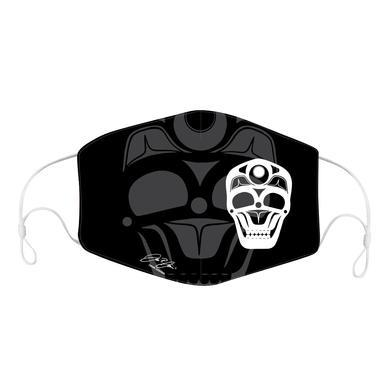 James Johnson Skull Reusable Face Mask