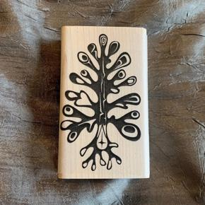 Stamp (Rubber/Rec): Bill Helin - Tree of Life