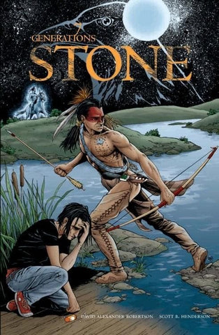Stone - Graphic Novel - Book 01