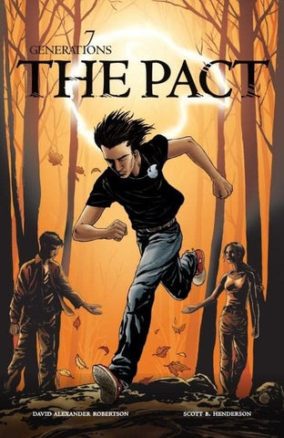 The Pact - Graphic Novel - Book 04