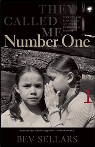They Called Me Number One by Bev Sellers