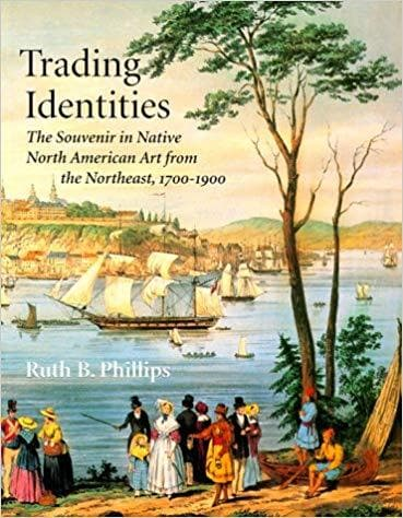 Trading Identities: The Souvenir in Native North American Art from the Northeast, 1700-1900