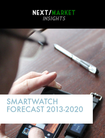 Smartwatch Forecast 2013-2020 (Single Report)