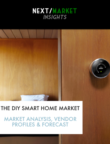 DIY Smart Home Market: Market Analysis, Vendor Profiles & Forecast