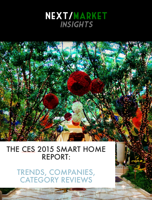 The CES 2015 Smart Home Review