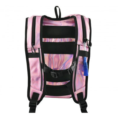 Pink Holographic Hydration Pack - Kandy Pack
