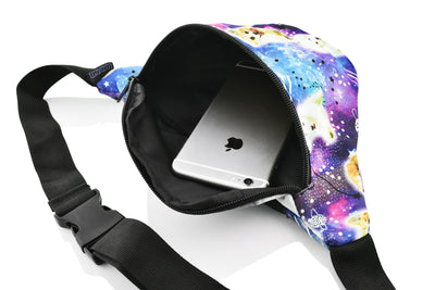 Galaxy Dog Fanny Pack - Kandy Pack