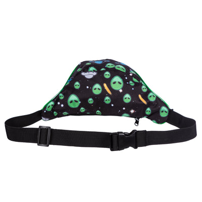 Light Up Alien Fanny Pack - Kandy Pack