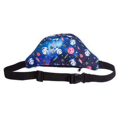 Light Up Space Pandas Fanny Pack - Kandy Pack
