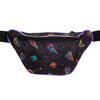 Light Up Cosmic Pizza Fanny Pack - Kandy Pack