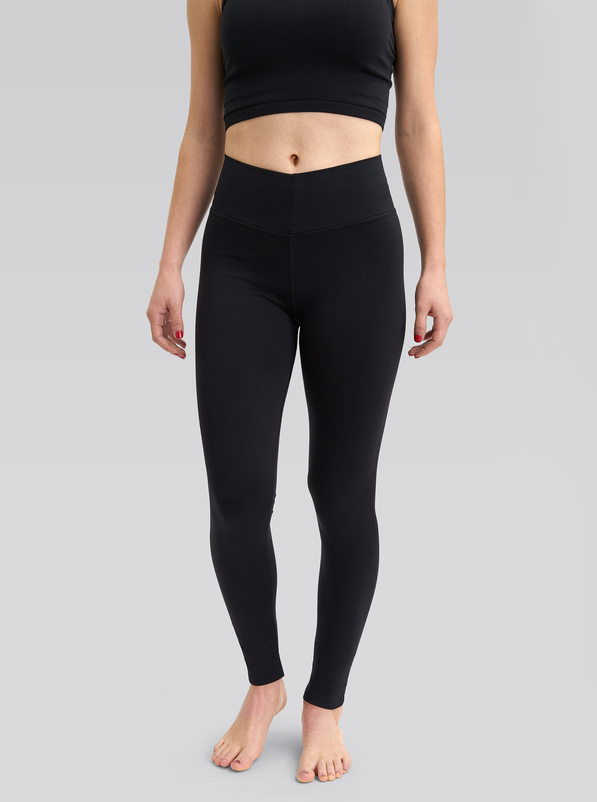 Black Limitless Leggings