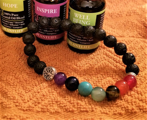 Plant Life Intention Blends ~ Pure Essential Oils Non GMO Organic