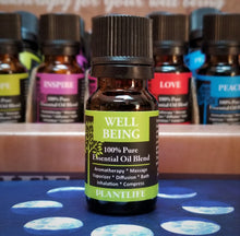 Load image into Gallery viewer, Plant Life Intention Blends ~ Pure Essential Oils Non GMO Organic