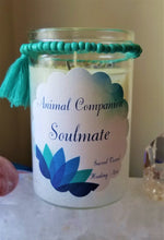 Load image into Gallery viewer, Pet Animal Companion Soulmate Vigil Candle ~ New Pet Intention