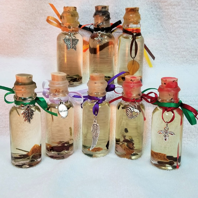 Essential Magick Intention Blends EXCLUSIVE ~ Pure Non GMO