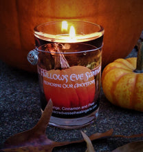 "Load image into Gallery viewer, All Hallows Eve Eco Soy Jar Candle 3x4"" SALE - Halloween Ancestor Night Samhain"