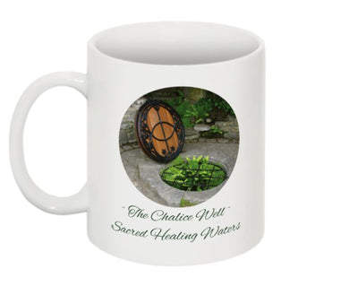 Chalice Well 2-Sided Mug Exclusive Limited Supply!
