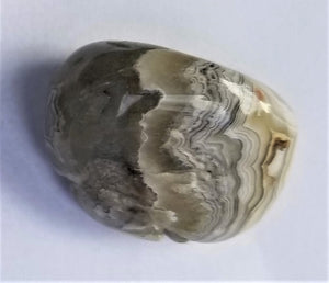 Crazy Lace Agate - LG Rare Beautiful Healer