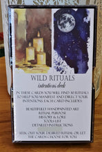 Load image into Gallery viewer, Wild Rituals 30 Card Intention Deck
