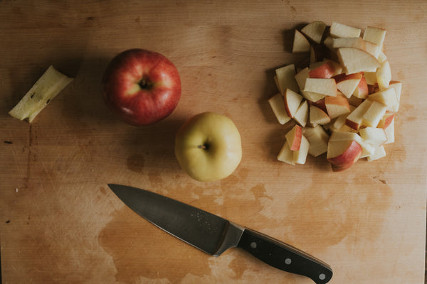 A Recipe For Changing Weather: Jen's Grain Free Apple Crisp