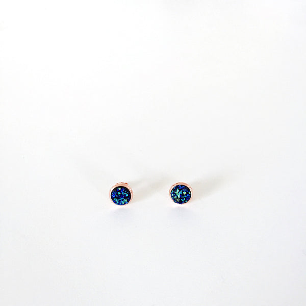 Kalenjin Druzy Earrings