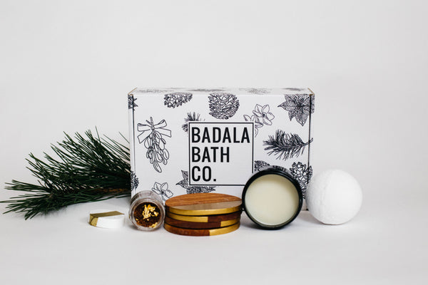 Badala Bath Co. Gift Box